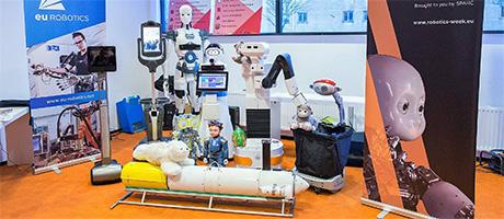 Săptămâna Roboticii în România Focsani