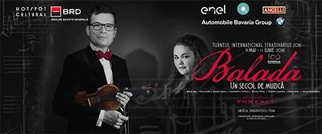BALADA, un secol de muzică Focșani