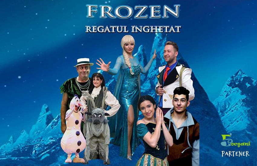 Frozen Regatul Inghetat Focsani